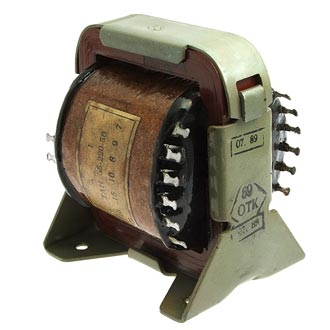 Купить трансформатор питания та -55-127-220-50 за 300 руб на интернет-аукционе, цена